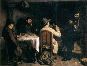 1007px-Gustave_Courbet_-_After_Dinner_at_Ornans_-_WGA05456