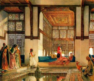 orientalism_John Frederick Lewis_The Reception