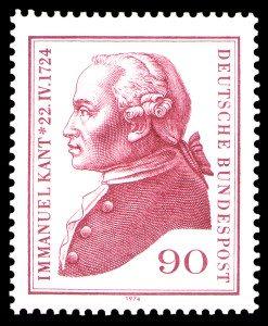 DBP_-_250_Jahre_Immanuel_Kant_-_90_Pfennig_-_1974