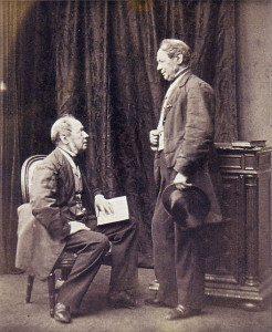 BAYARD Hippolyte__AUTOPORTRAIT_DOUBLE 1860