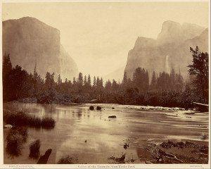 750px-Eadweard_J._Muybridge_(American,_born_England_-_Valley_of_the_Yosemite,_from_Rocky_Ford_-_Google_Art_Project