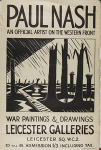 paul-nash-poster-for-void-of-war-exhibition-may-1918