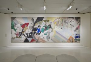Chagall & the artists of the Russian Jewish Theater