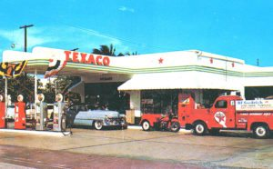Walter Dorwin Teague: Designer of the 1930s: Gas Stations
